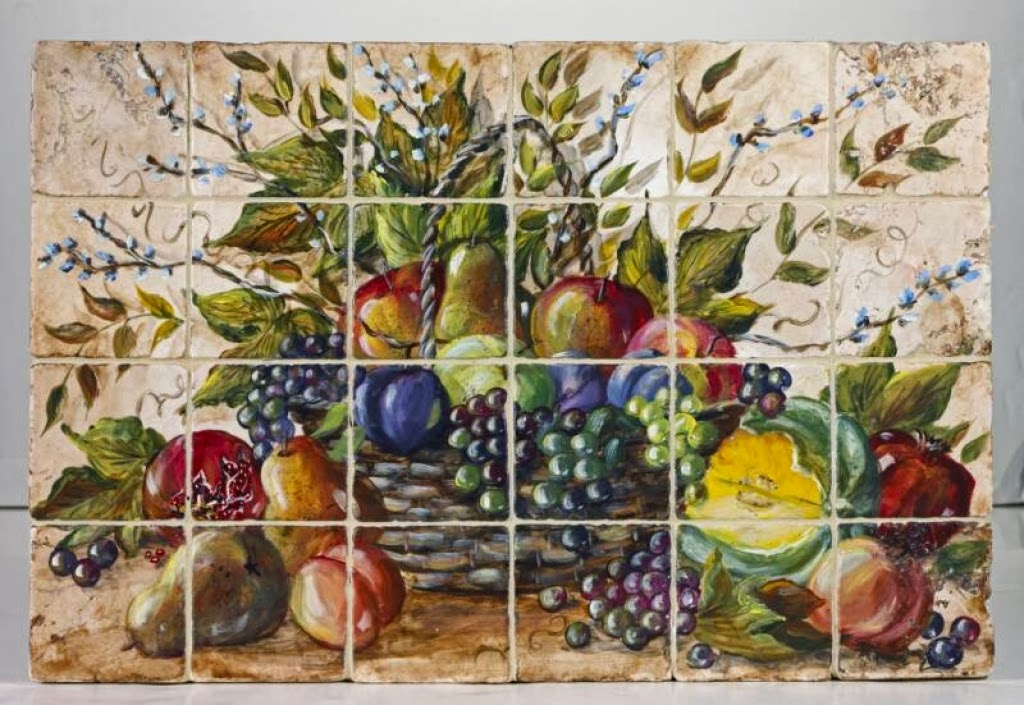 Kitchen Wallpaper Borders 1024x705
