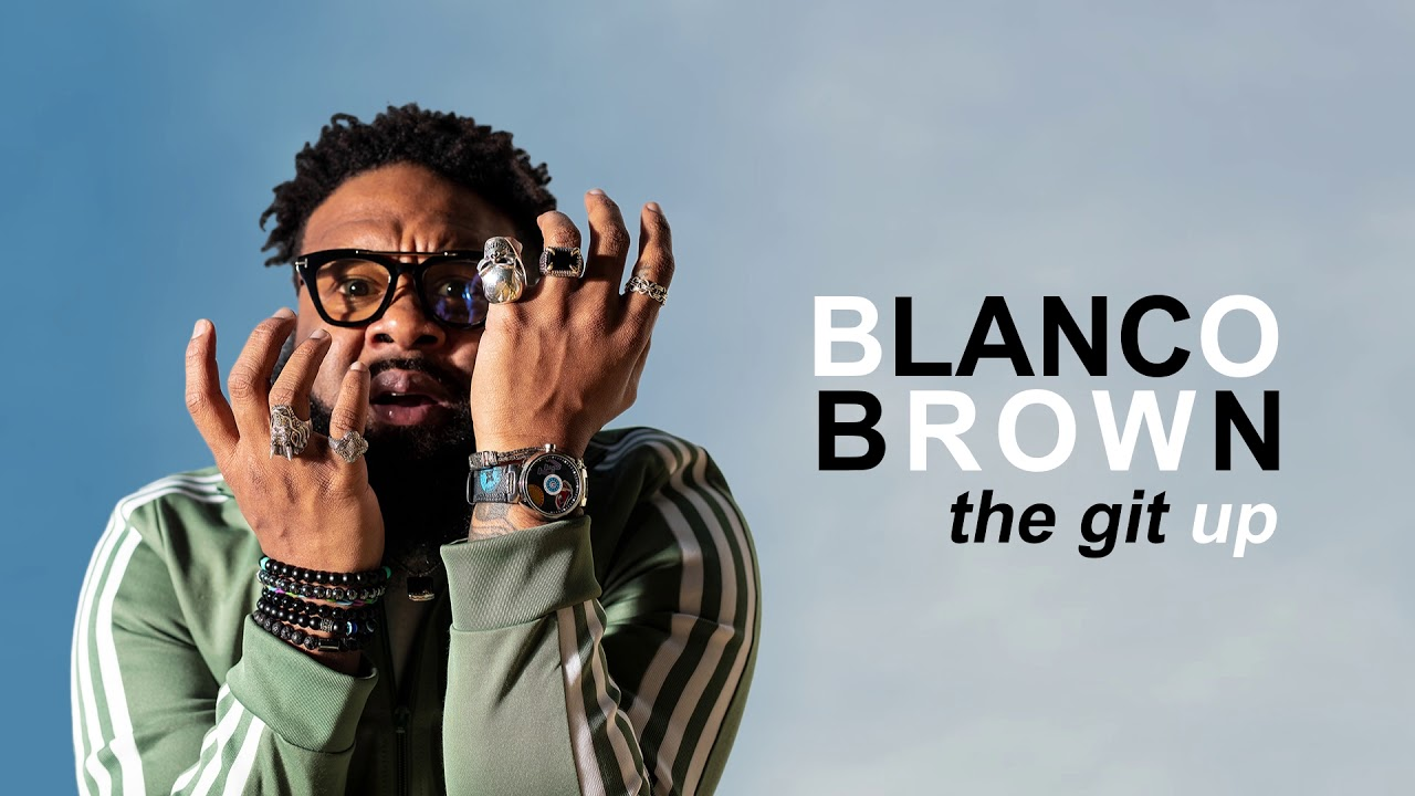 Blanco Brown   The Git Up Official Audio 1280x720