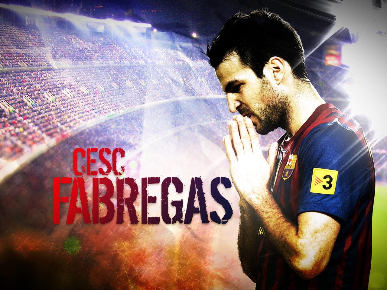 Cesc Fabregas Wallpaper Fc Barcelona Wallpaper Carik Wallpapers 1280x960