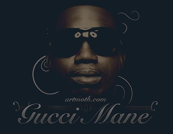 Gucci Mane Wallpaper 576x446