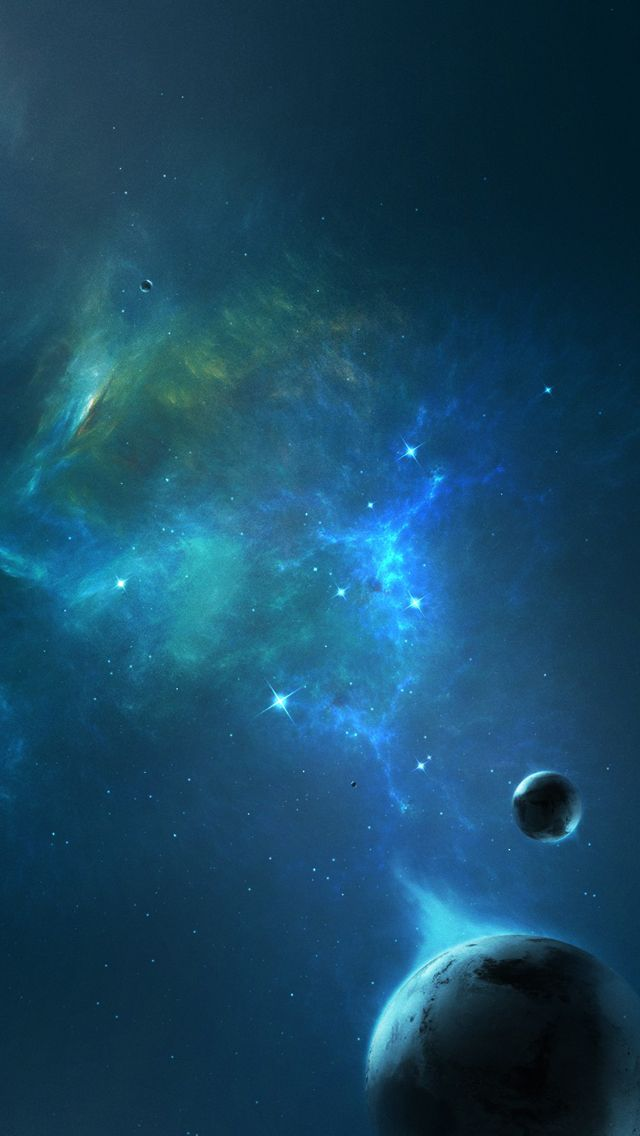 Outer Space Planets IPhone 5s Wallpaper Download More In 640x1136