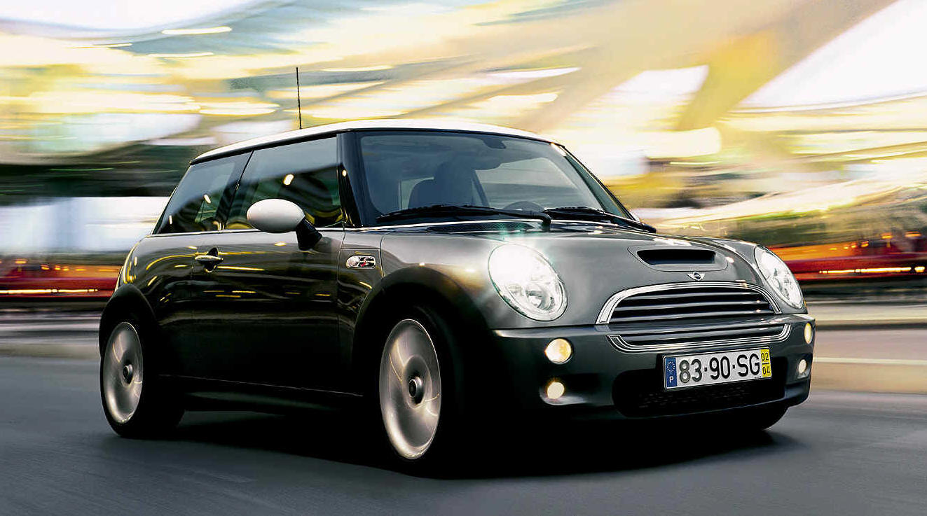 Animaatjes mini cooper 93998 Wallpaper 1323x737