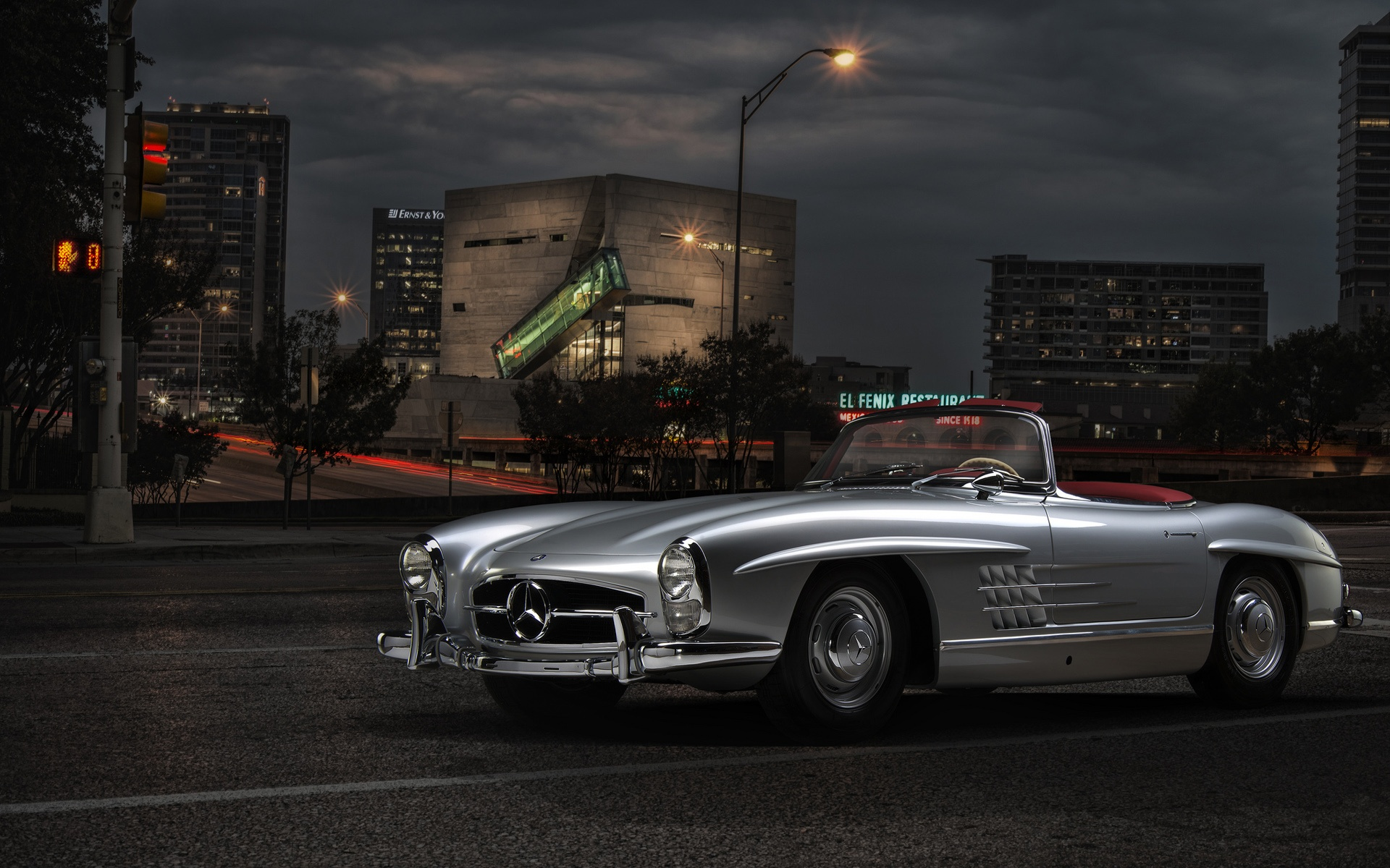 Mercedes Benz Classic wallpaper 1920x1080 1920x1200