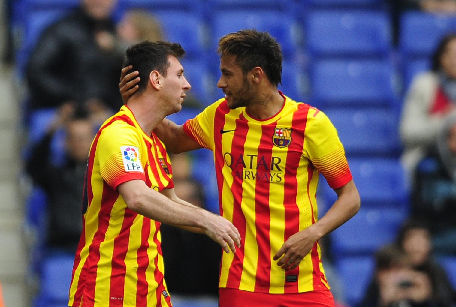 Neymar Messi Barcelona wallpaper HD 1519x1023