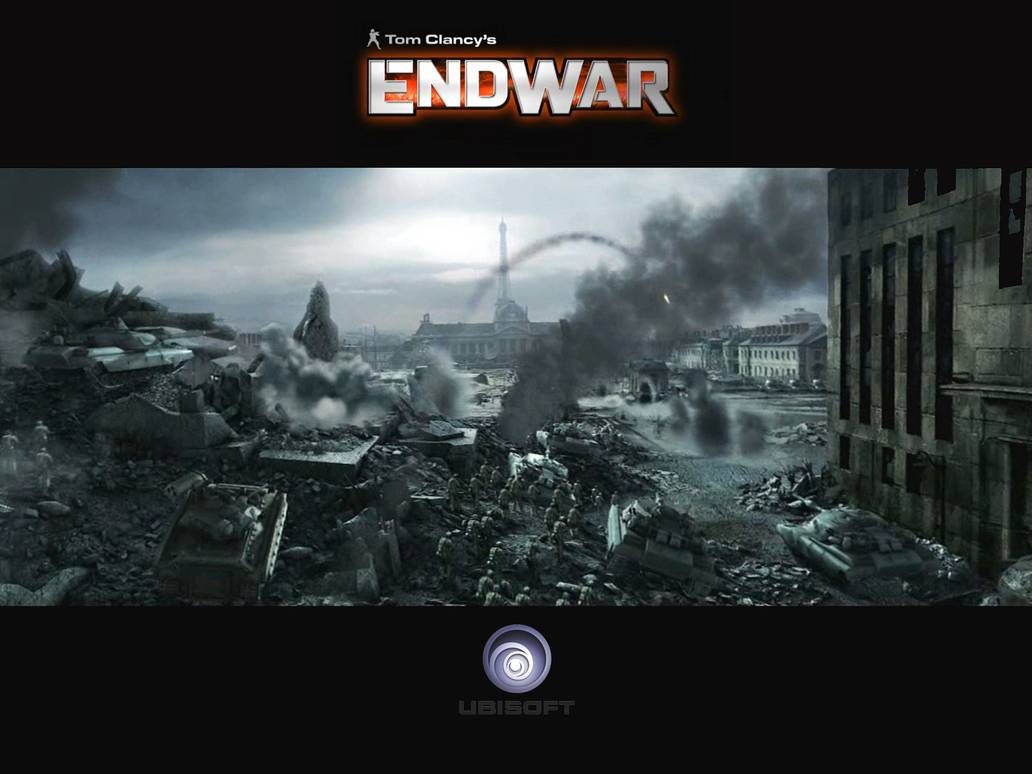 EndWar Wallpaper by SacrificialS 1032x774