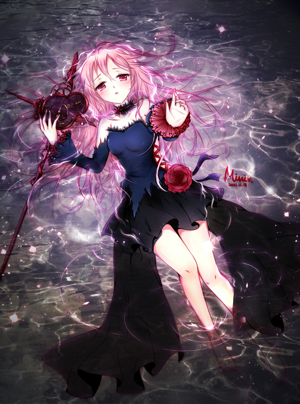 EGOIST Mobile Wallpaper   Zerochan Anime Image Board 980x1320