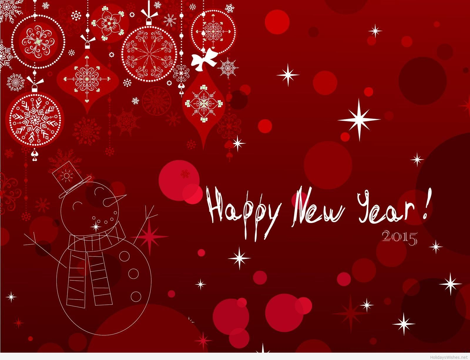 HAPPY NEW YEAR Inspirational Happy new year wallpaper Happy 1600x1225