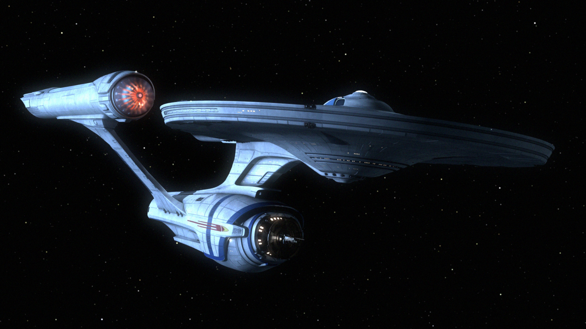 Star Trek Enterprise Wallpaper 1920x1080
