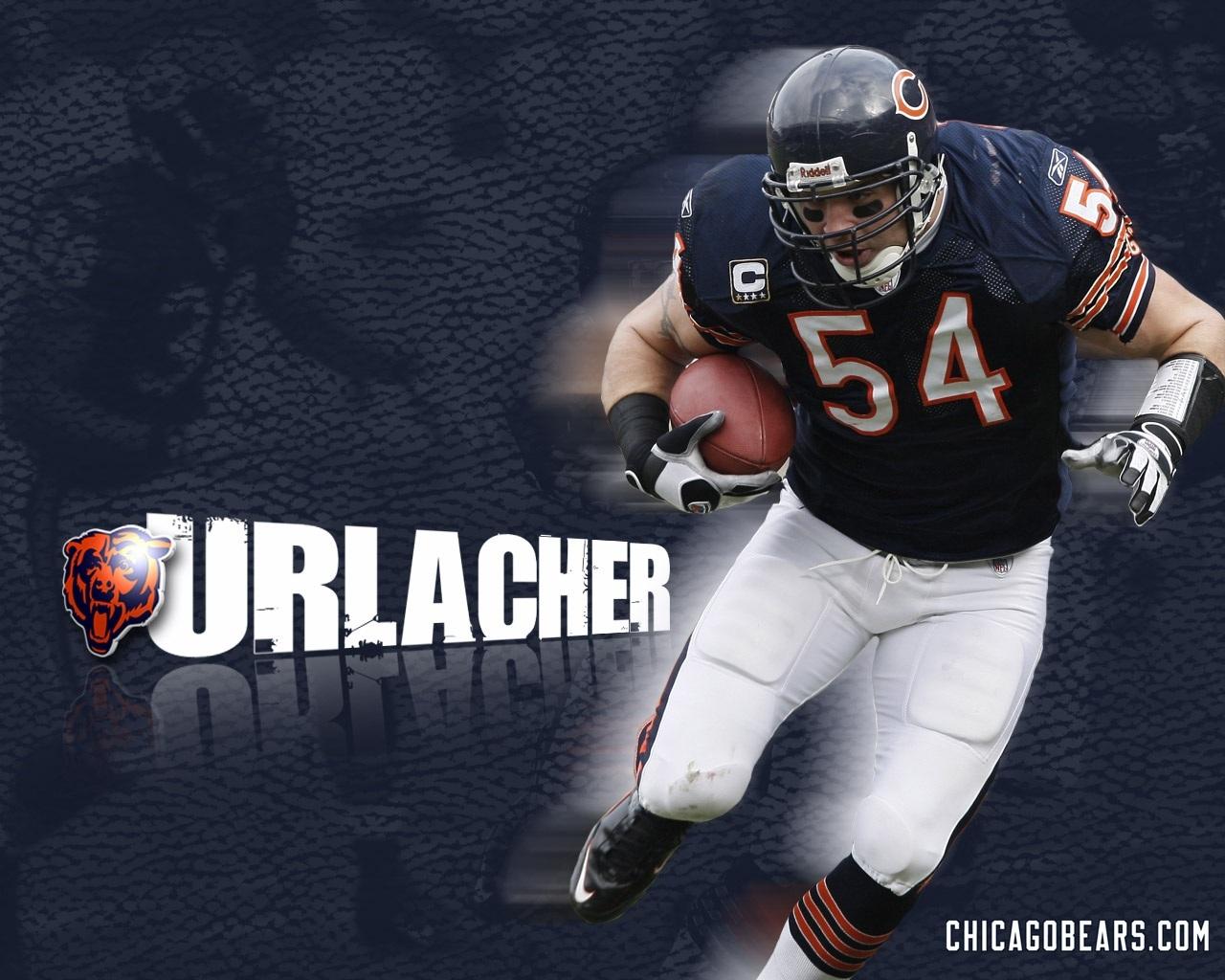 Brian Urlacher Football Normal Dorothea206 1280x1024