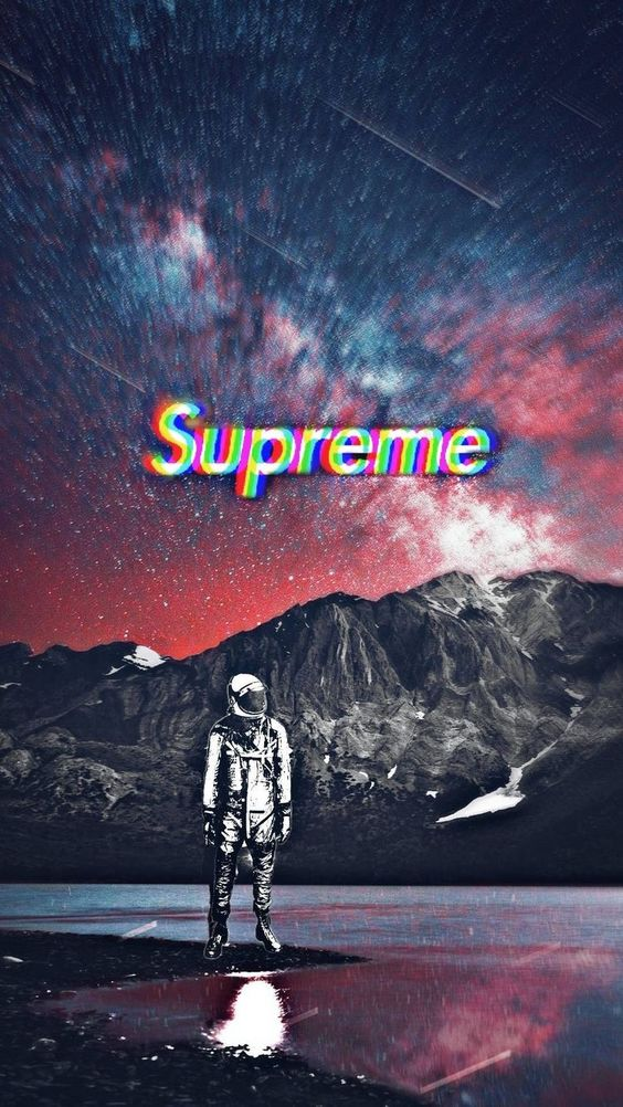 Wallpaper For Iphone X Supreme Powermall