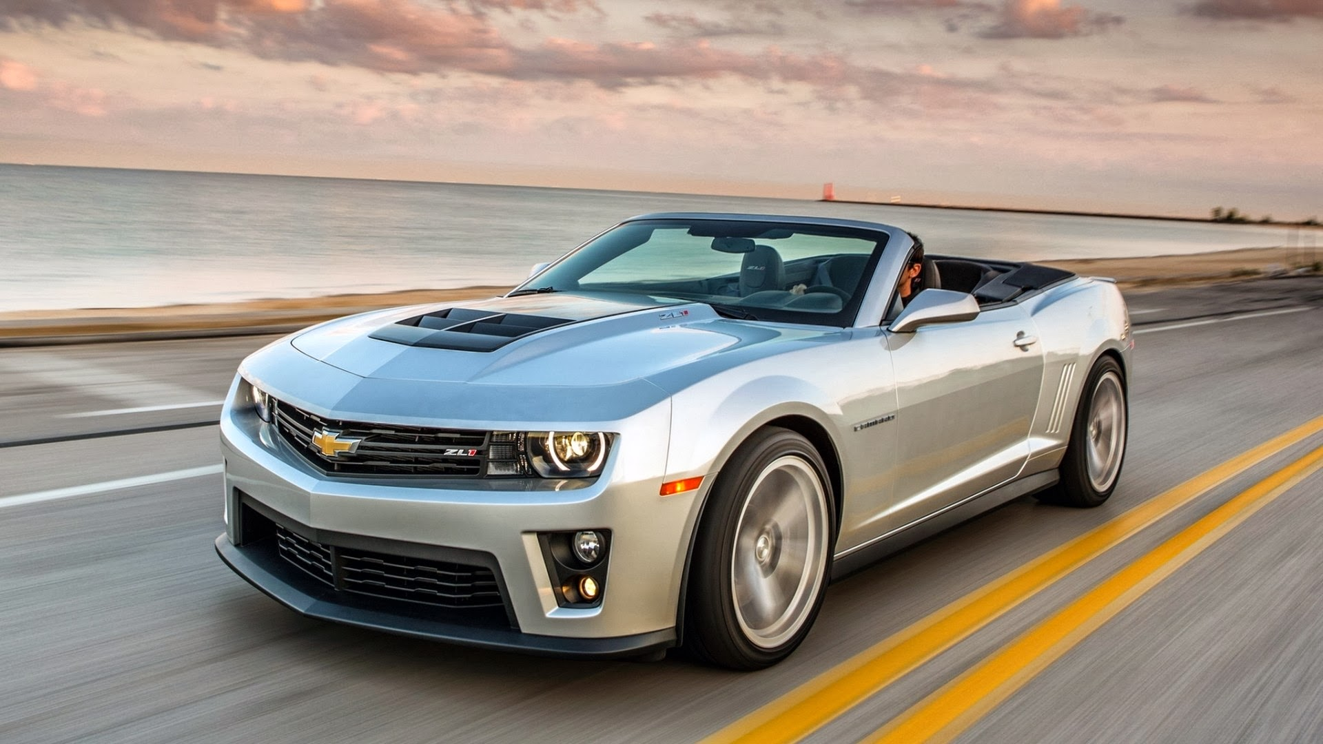 Chevrolet Camaro ZL1 2013   Fondos de Pantalla HD   Wallpapers HD 1920x1080