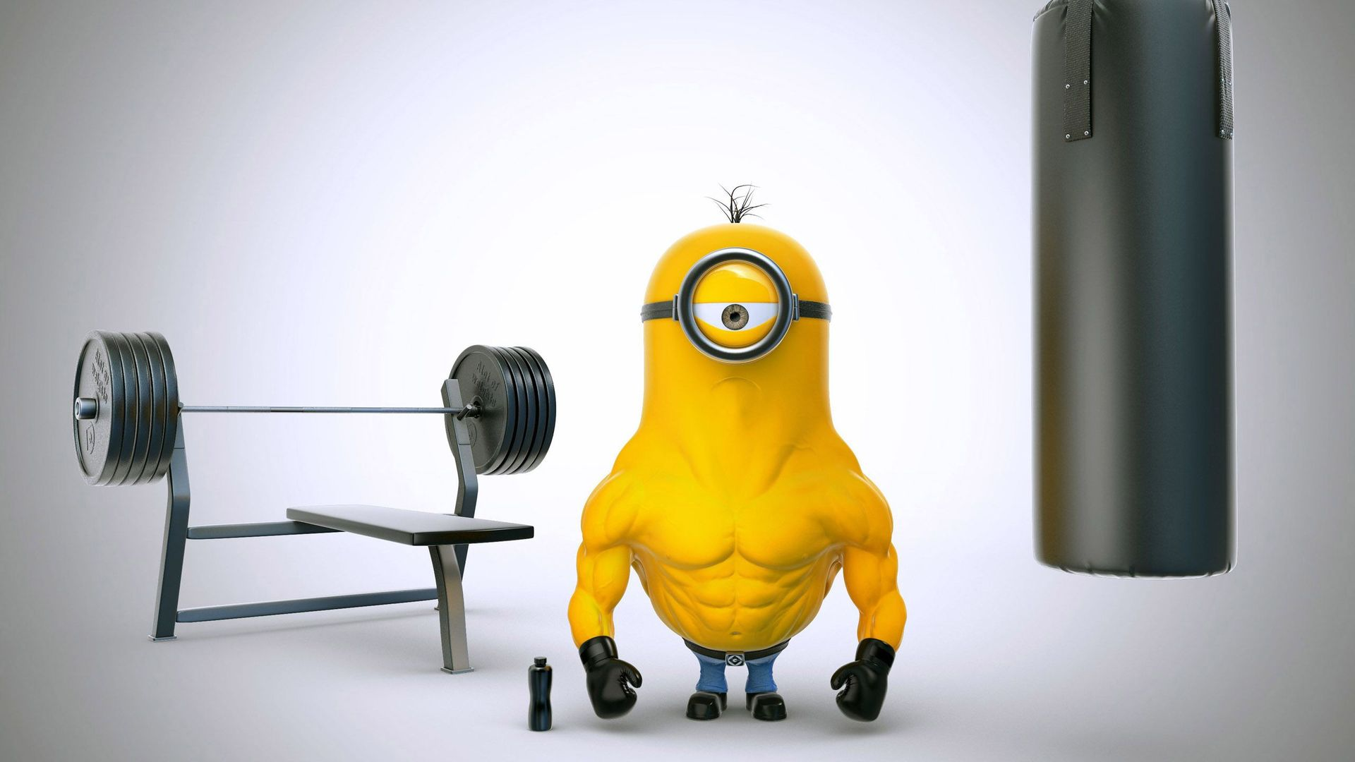 Minion Body Packs Funny HD Wallpaper   Stylish HD Wallpapers 1920x1080