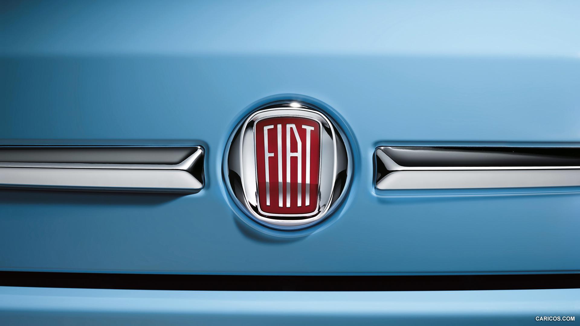2015 Fiat 500 Vintage 57   Badge HD Wallpaper 17 1920x1080