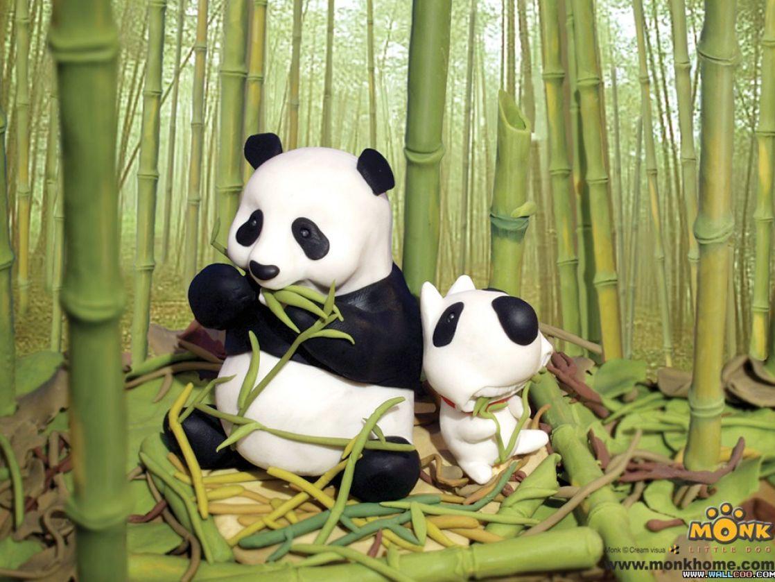Cartoon panda wallpaper pictures 2 1118x839