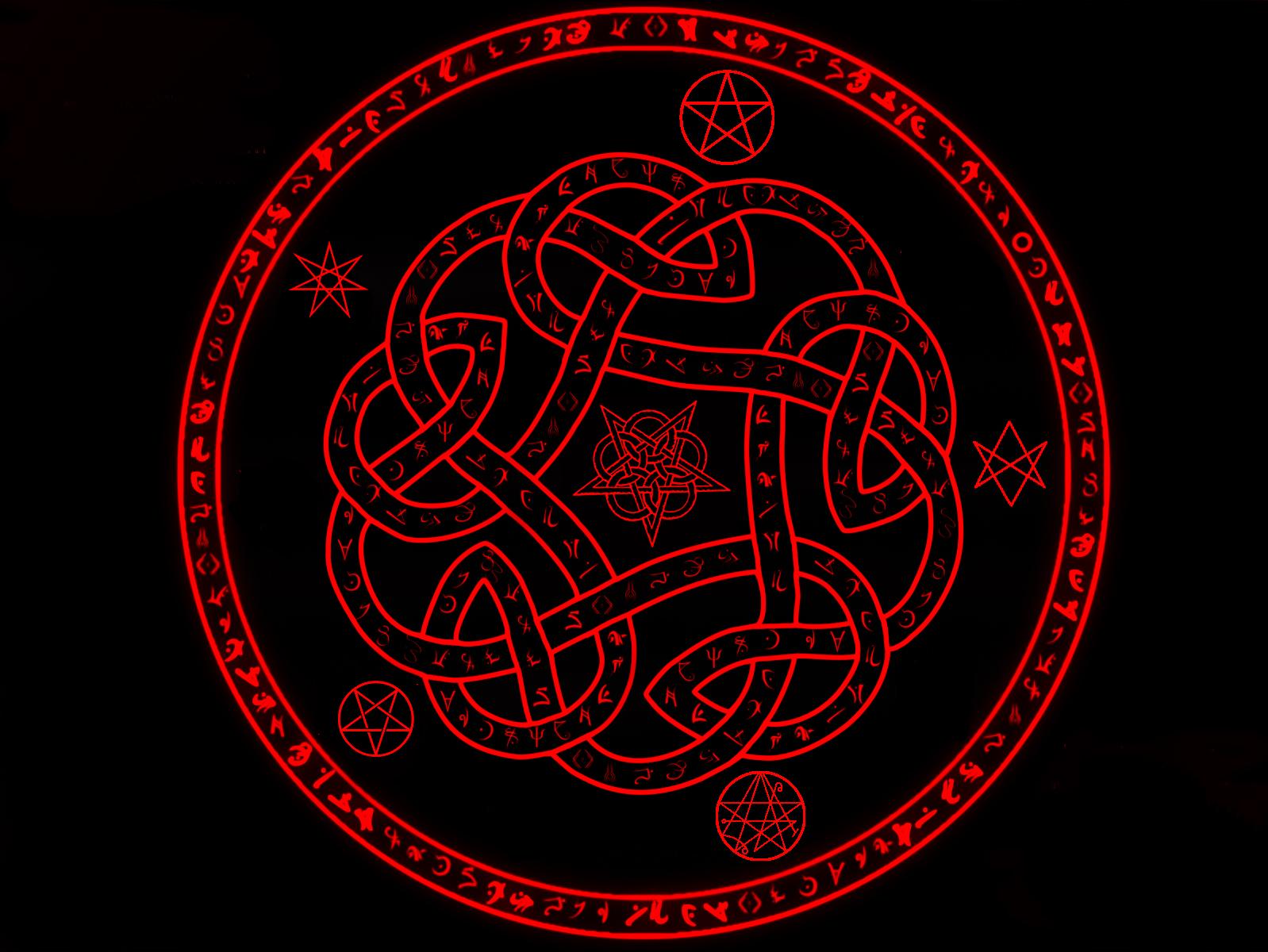 Dark   Occult Wallpaper 1598x1200