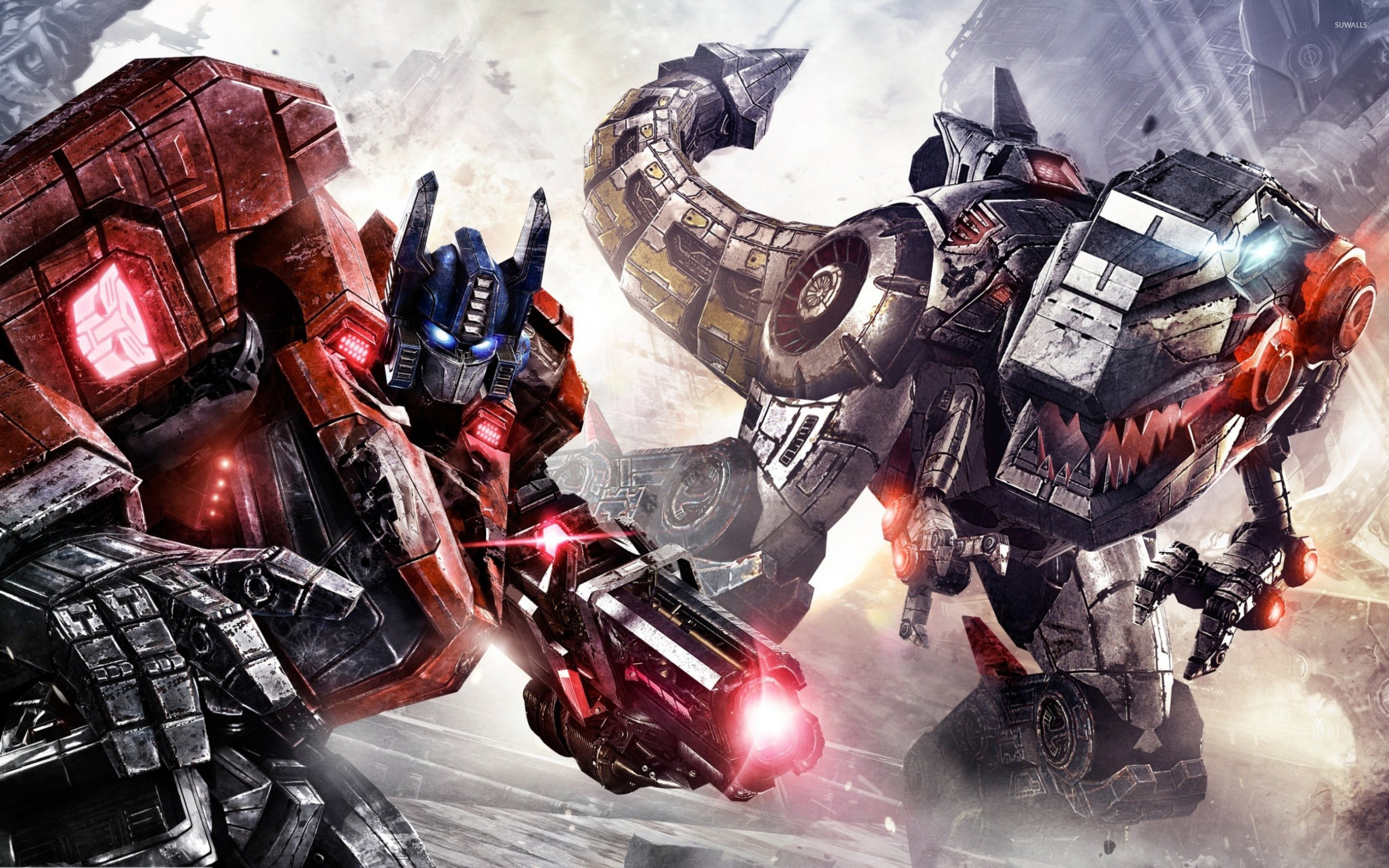 Transformers Fall of Cybertron [2] wallpaper   Game 2560x1600