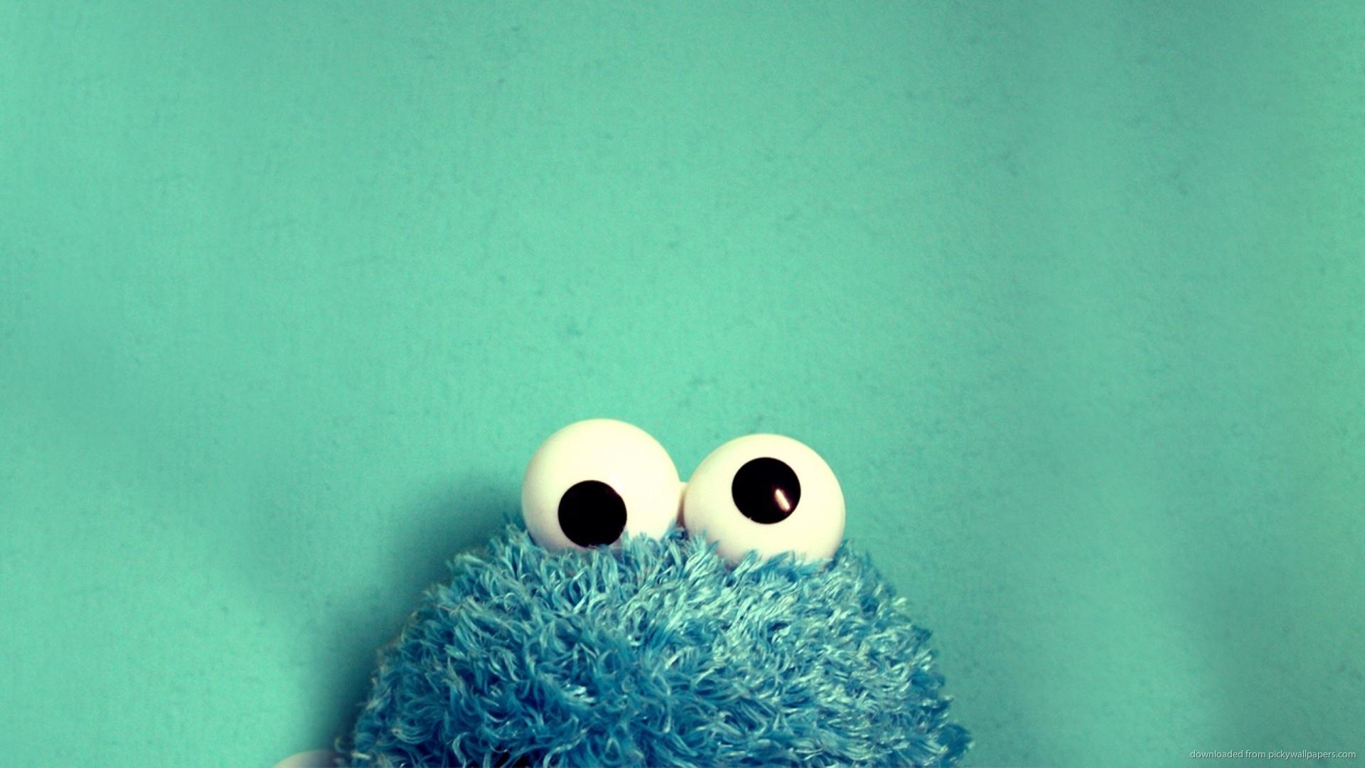 Funny Cookie Monster Wallpaper Wallpapersafari