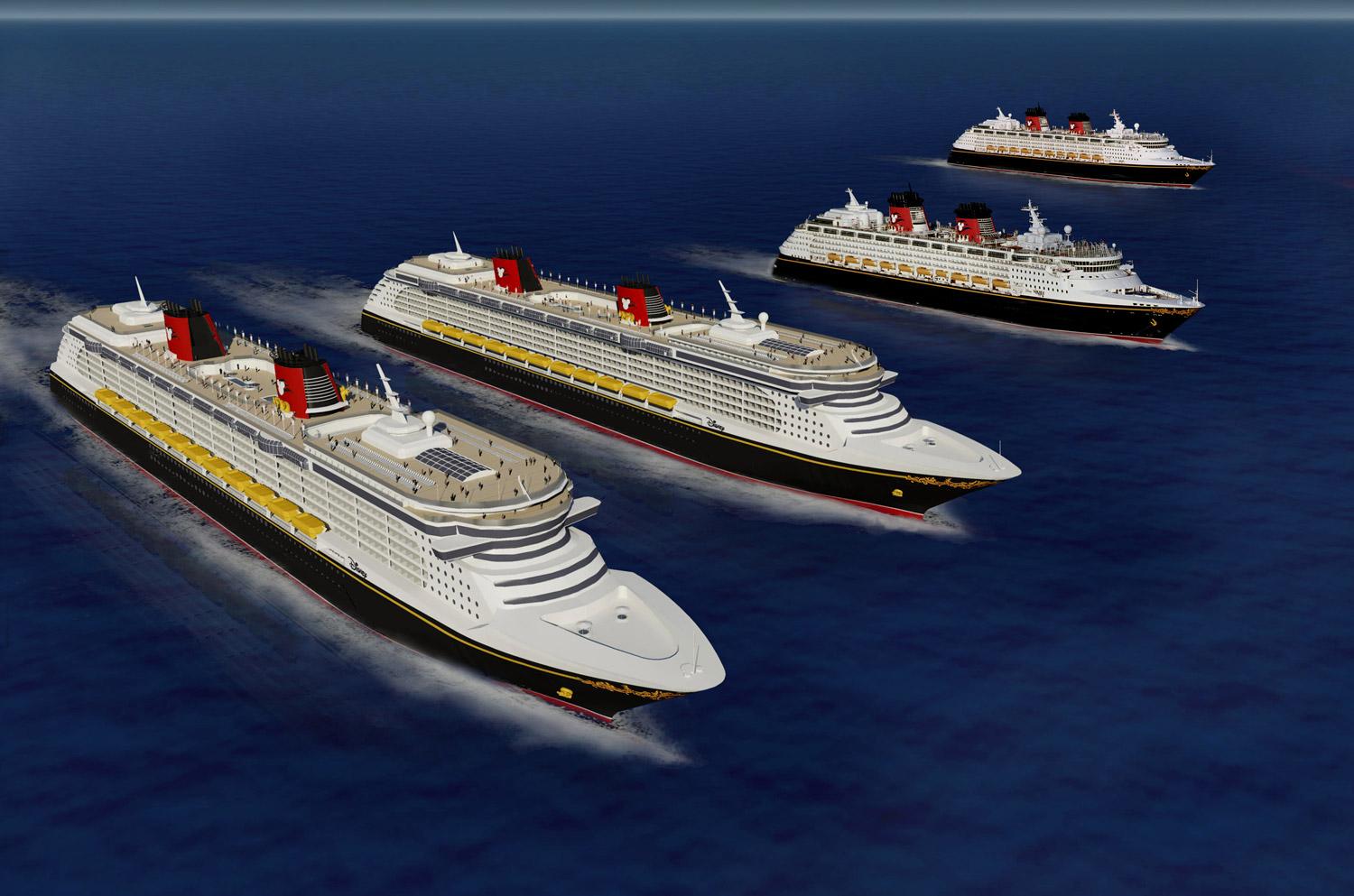 receive major makeovers two new Disney Cruise Line ships to follow 1500x993