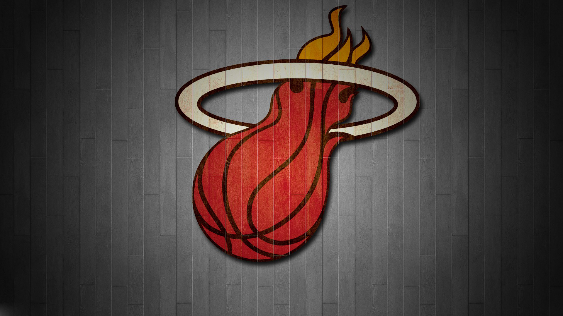 Miami Heat Logo Wallpaper HD   Picseriocom 1920x1080