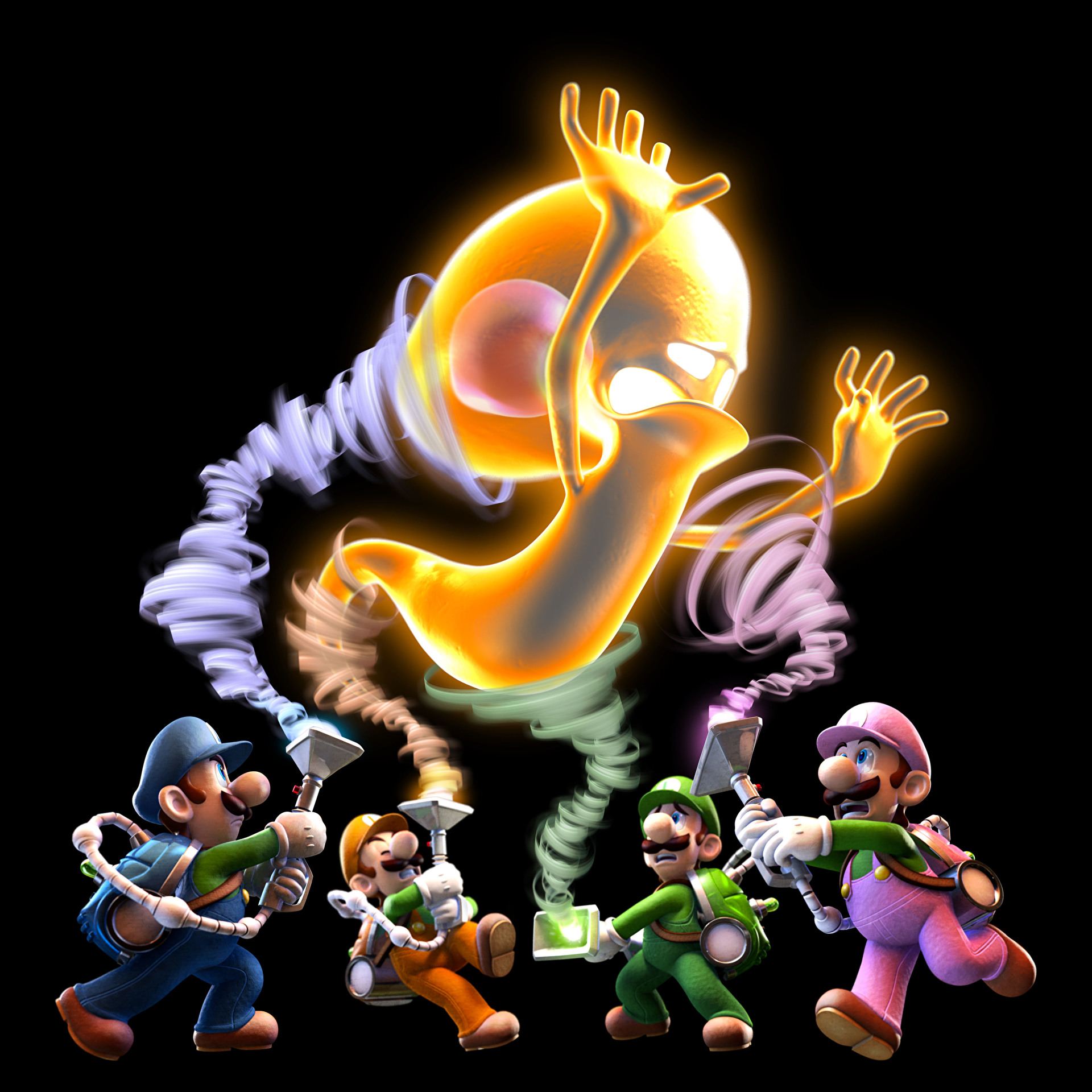 Free Download Luigis Mansion Dark Moon Review My Nintendo News