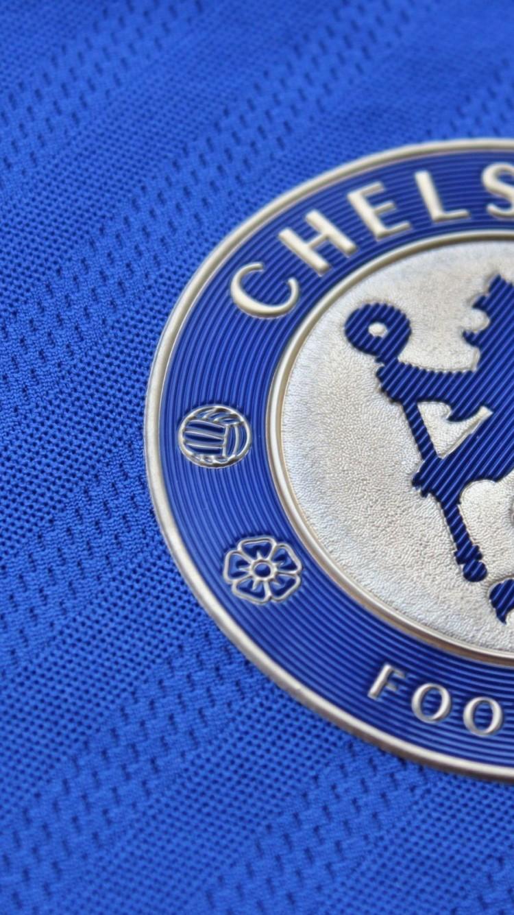 Chelsea FC Logo   iPhone 6 HD Wallpaper 750x1334 750x1334