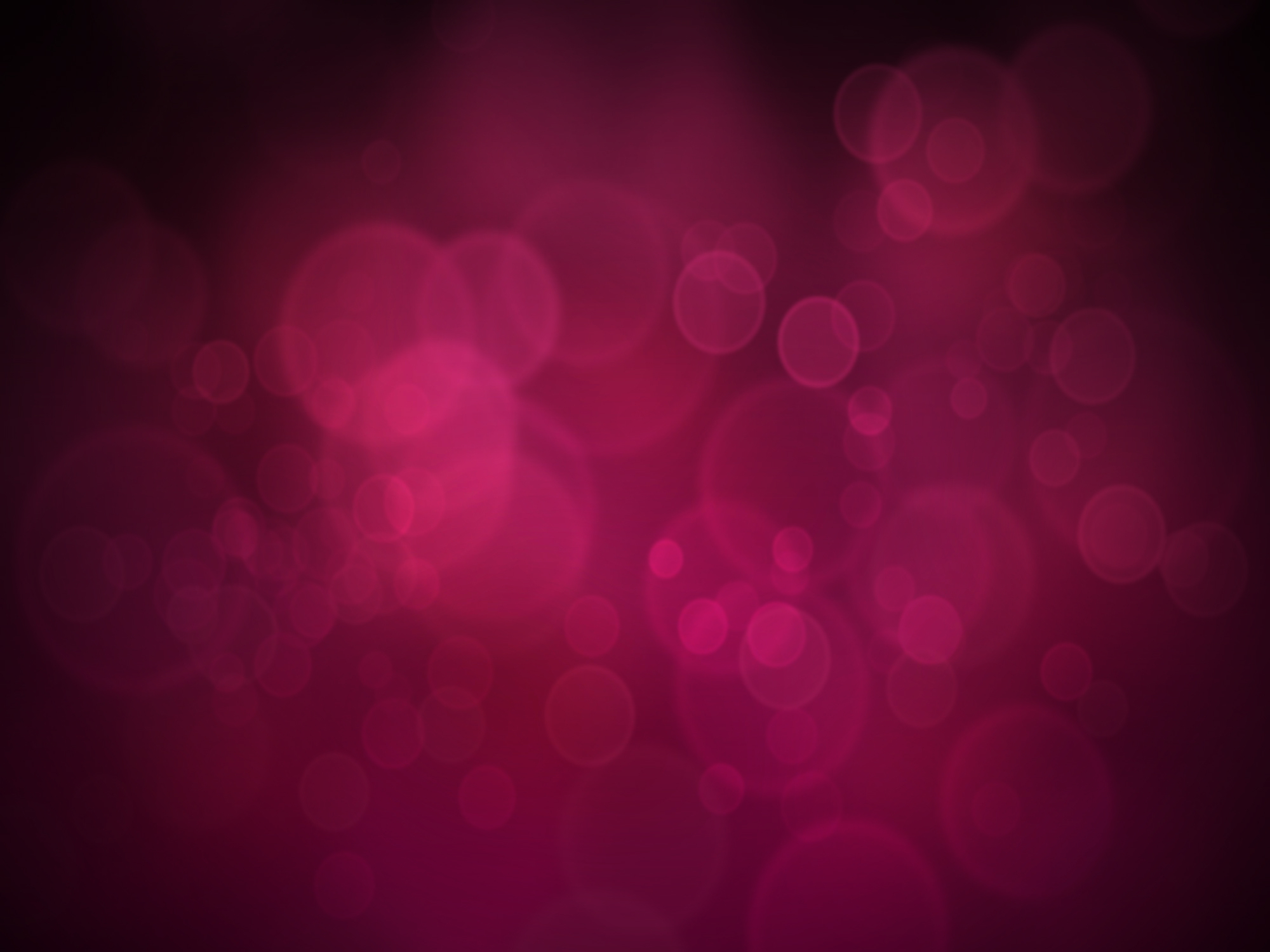Points pink black background bubbles reflections shadow abstract 2000x1500