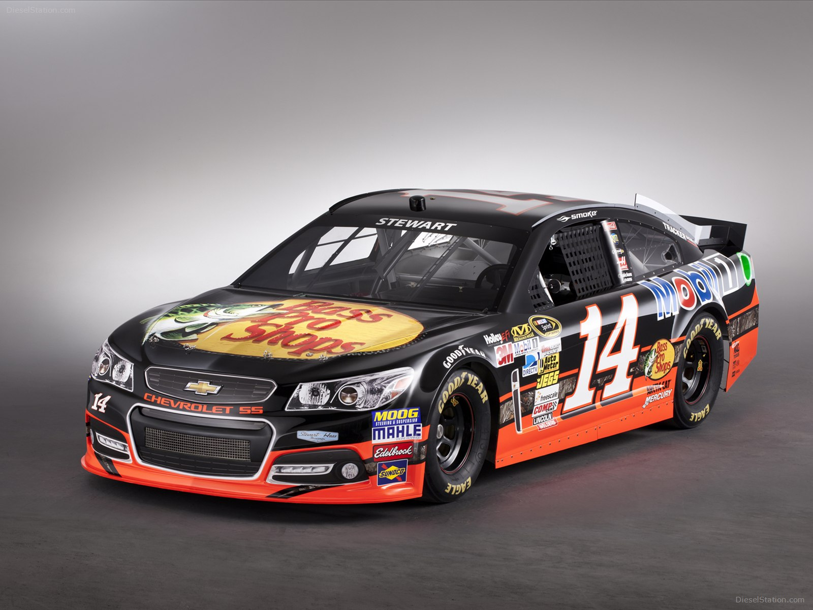 Chevrolet NASCAR SS Race Car 2013 Exotic Car Wallpapers 08 of 16 1600x1200
