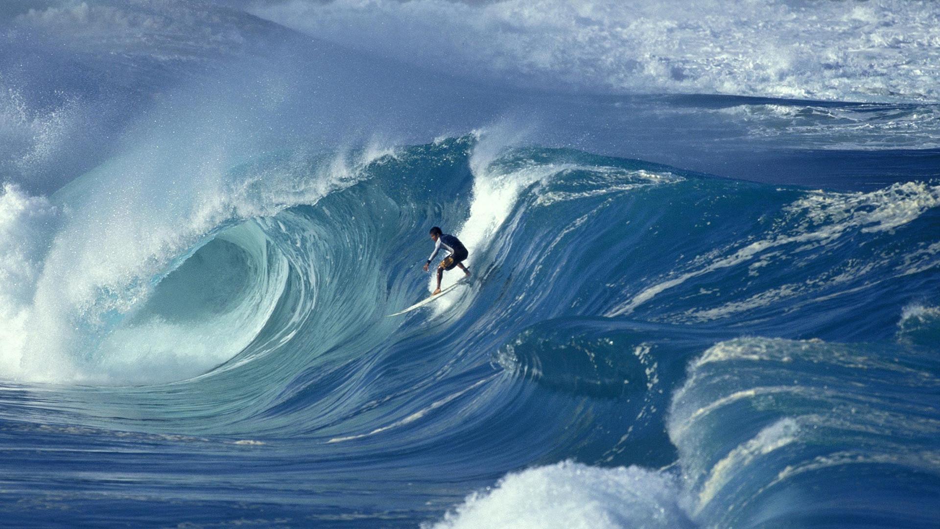 Ocean Wave Desktop Backgrounds wallpaper Ocean Wave Desktop 1920x1080
