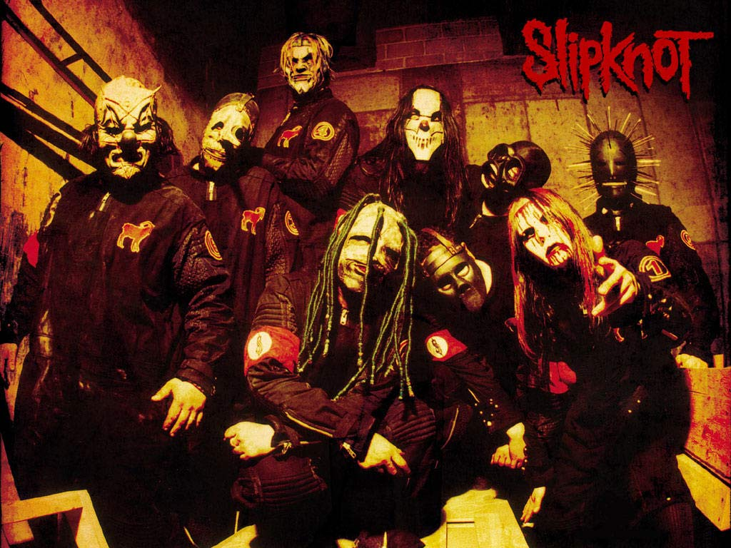 gates of death Slipknot 1024x768
