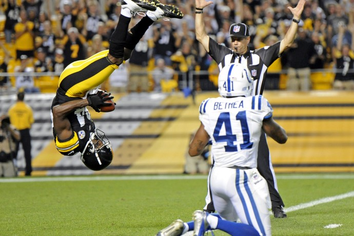 Antonio Brown Wallpaper 2013 Images Pictures   Becuo 690x460
