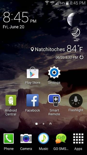 48 Samsung Live Weather Wallpaper On Wallpapersafari