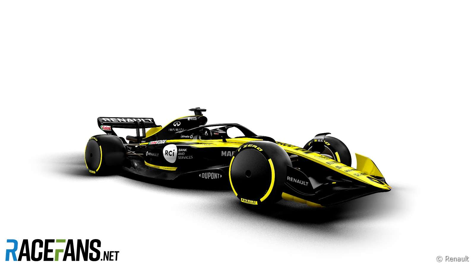 Renault welcomes significant opportunities in 2021 F1 rules 1600x900