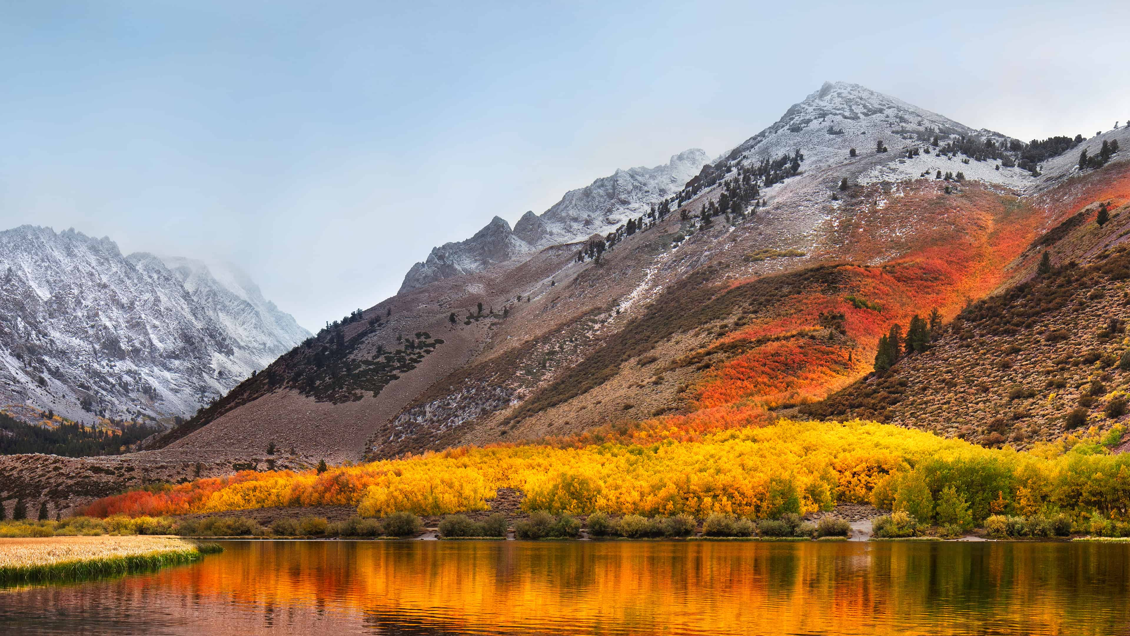 Mac OSX 1013 High Sierra Background UHD 4K Wallpaper Pixelz 3840x2160