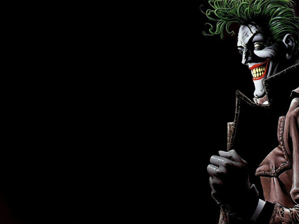 The Joker images Joker HD wallpaper and background photos 8191987 1024x768