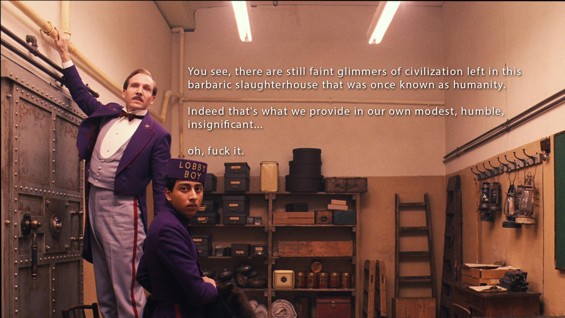 The Grand Budapest Hotel Wallpapers 4k Download Wallpapers on 1920x1080