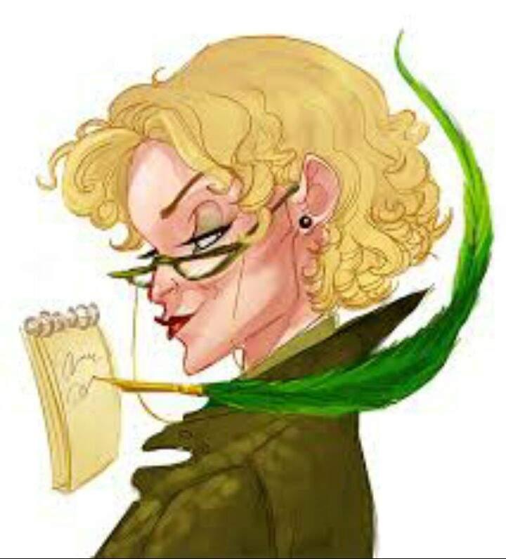 Rita Skeeter Harry Potter Amino 720x796