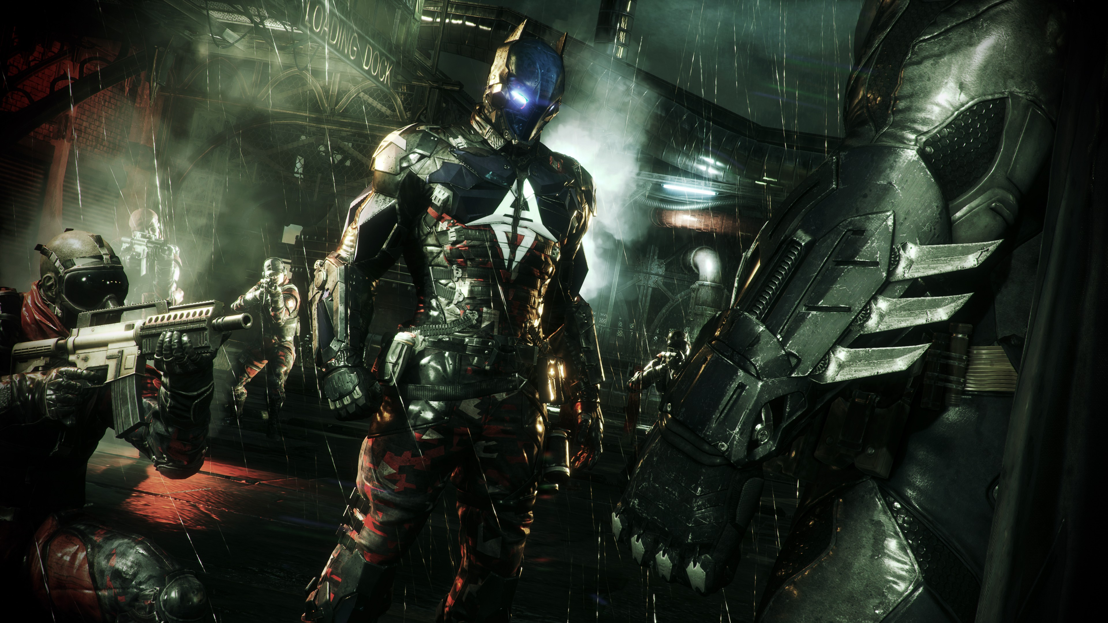 Batman Enemy Arkham Knight Wallpaper HD 3006 Wallpaper Download HD 3840x2160