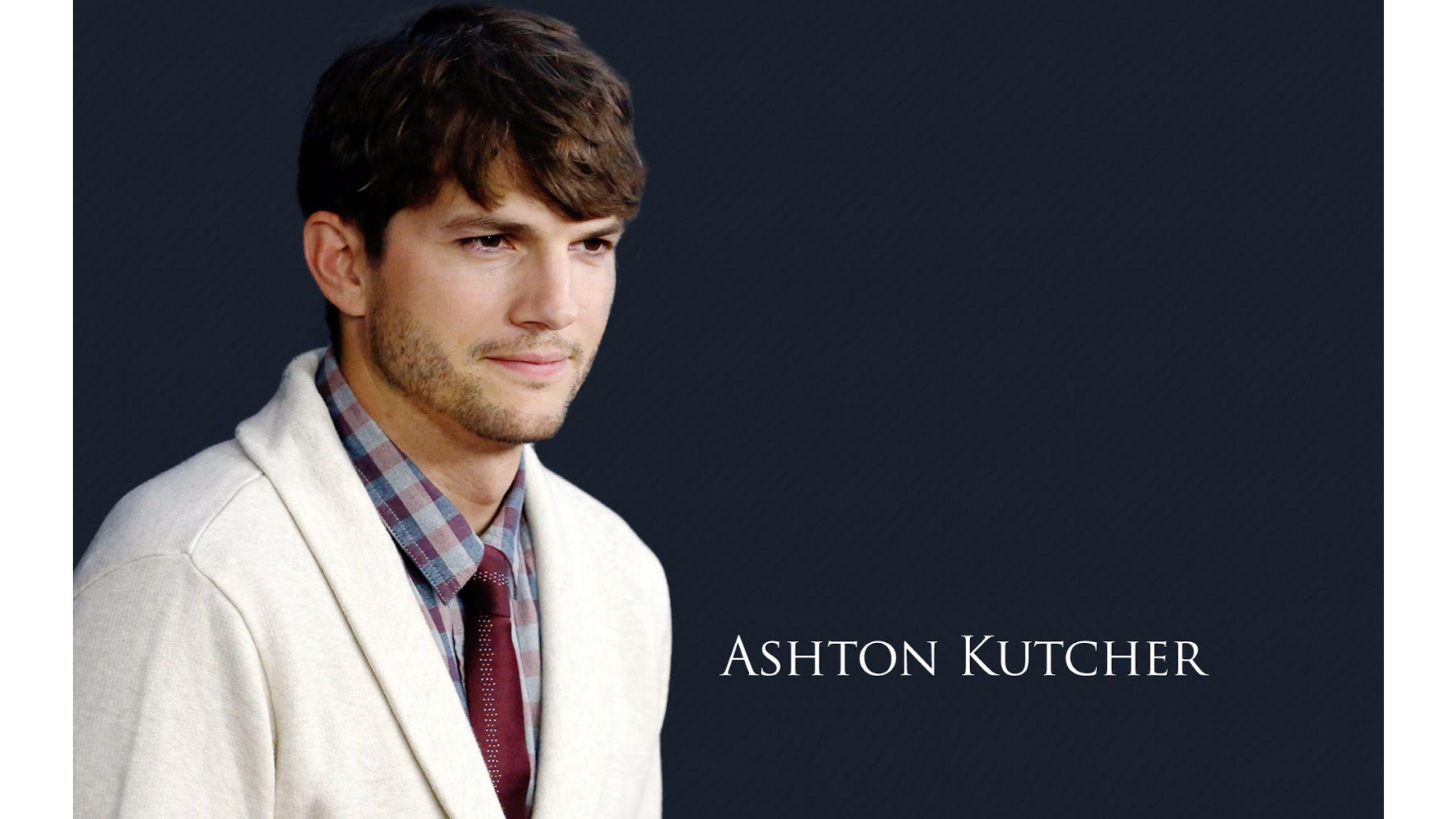 Ashton Kutcher Wallpaper 16   3840 X 2160 stmednet 3840x2160