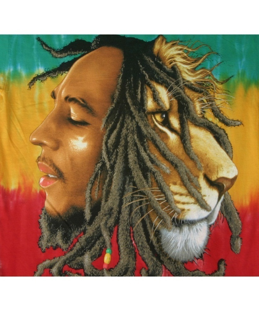 Bob Marley and Lion Wallpaper - WallpaperSafari Rasta Lion Wallpapers