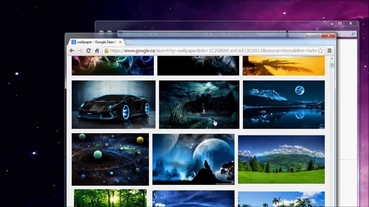 How To Change Your Desktop Wallpaper Computer Background On 1280x720