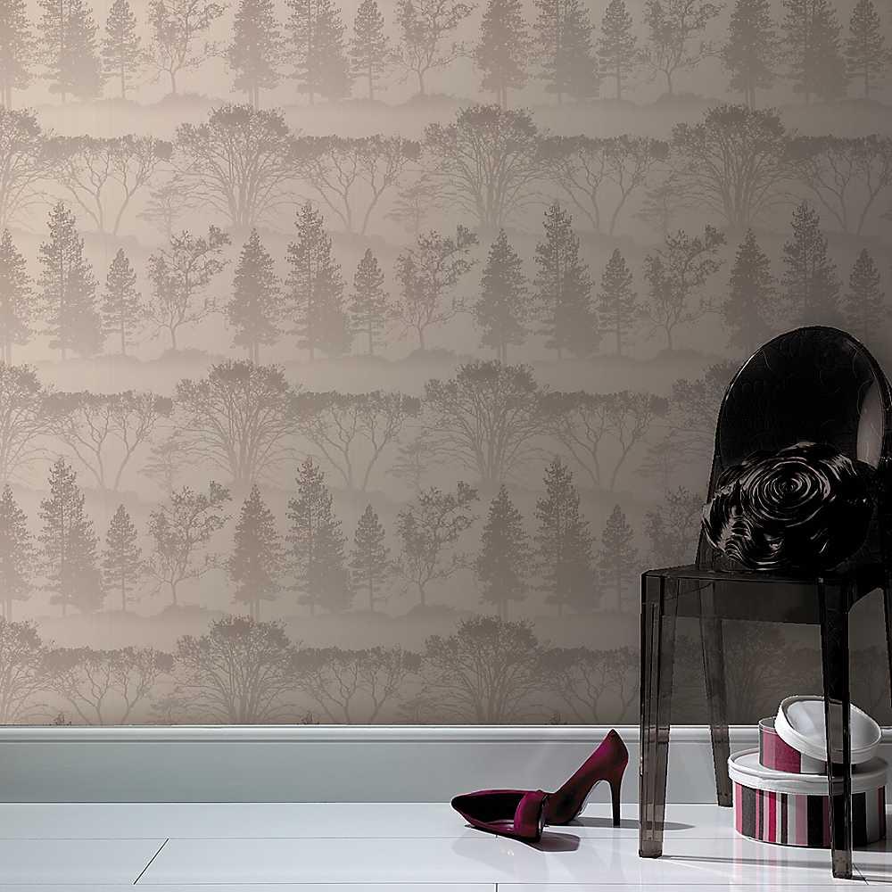 Home Graham Brown Mirage Wallpaper   Latte 1000x1000