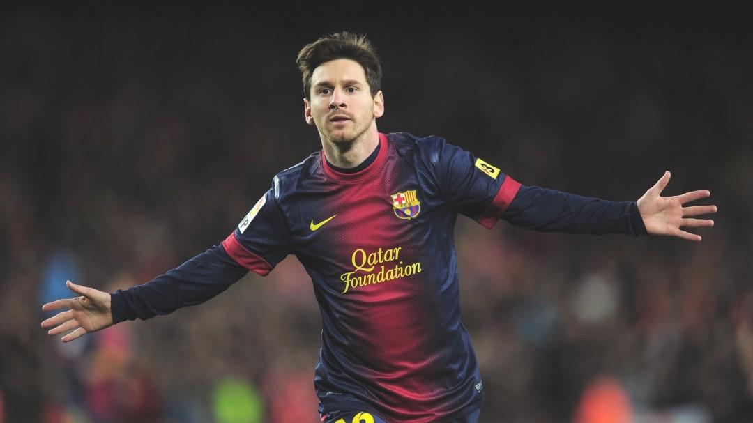 Lionel Messi HD Wallpaper 1080x607 Lionel Messi 1080x607