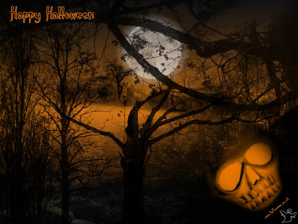 Halloween Wallpapers 1024x768