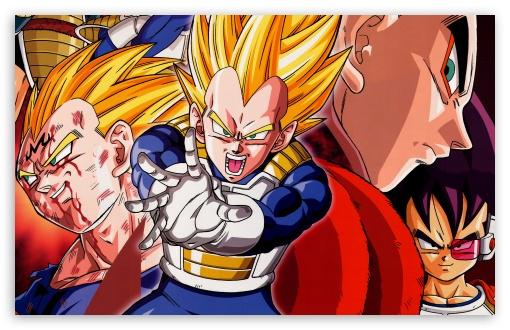 Dragon Ball Z   Vegeta HD wallpaper for Wide 1610 53 Widescreen 510x330