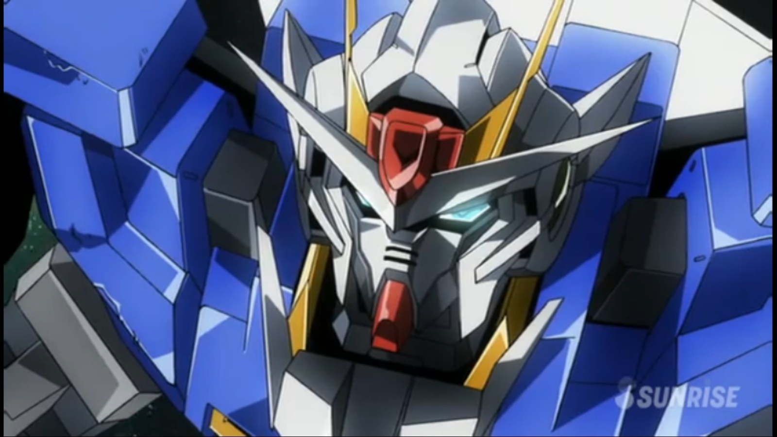 Free Download Pin Mobile Suit Gundam 00 Wallpaper 1366x768