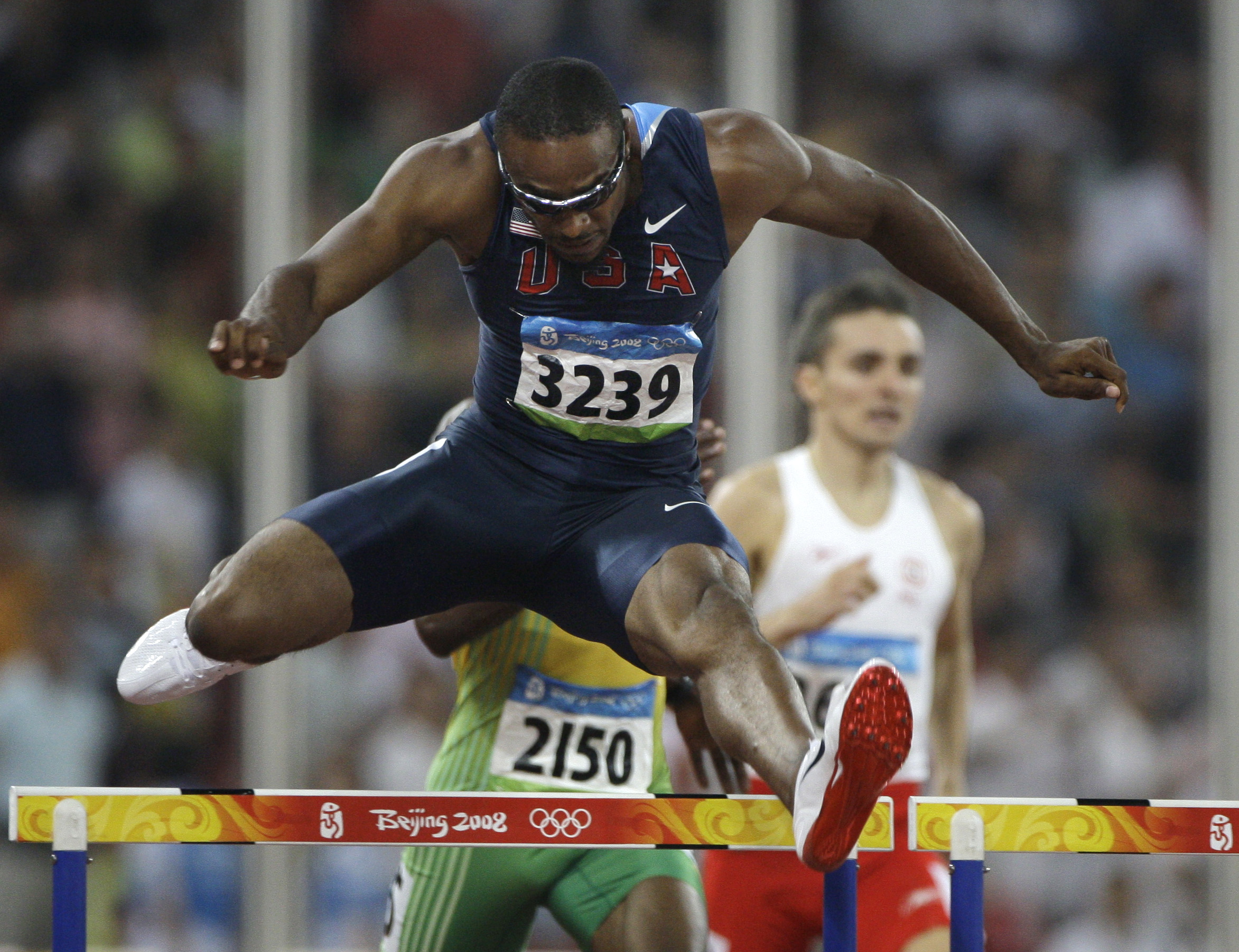 USATF suspends two time Olympic champion Angelo Taylor Orange 2345x1802