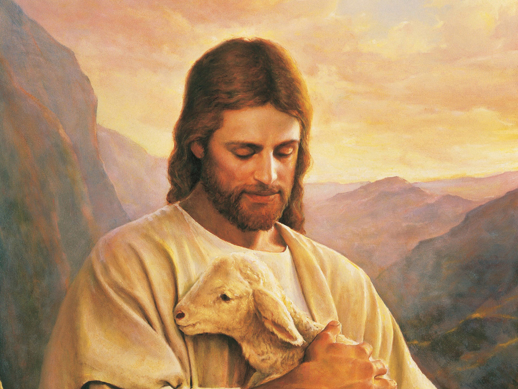 Jesus Christ LDS Wallpaper - WallpaperSafari