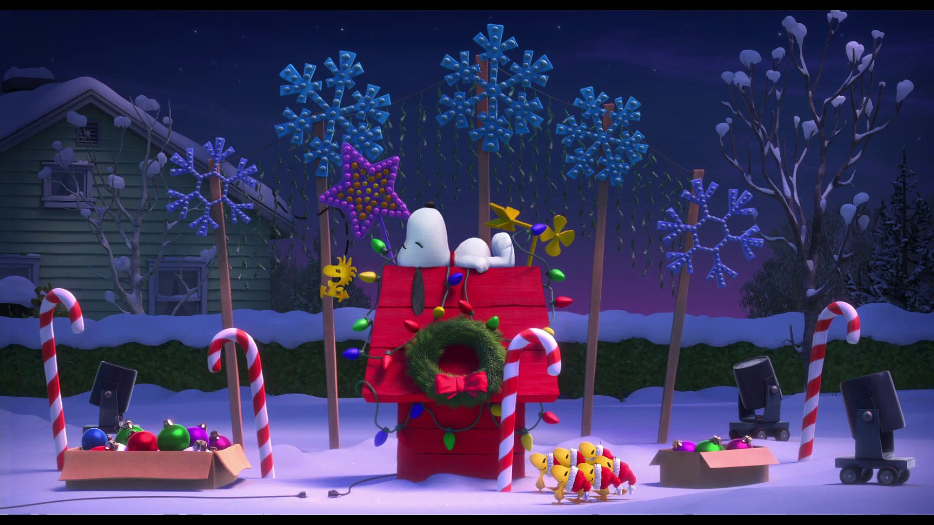 PEANUTS MOVIE animation family snoopy comedy cgi wallpaper 1920x1080 1920x1080