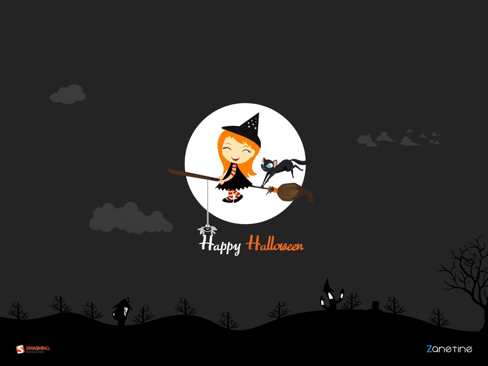 Happy Halloween Wallpaper 1600x1200 1600x1200