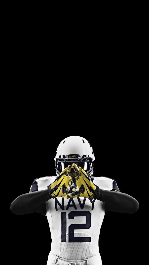 Navy Football Logo Wallpaper \x3cb\x3enavy football wallpaper\x3cb 600x1067